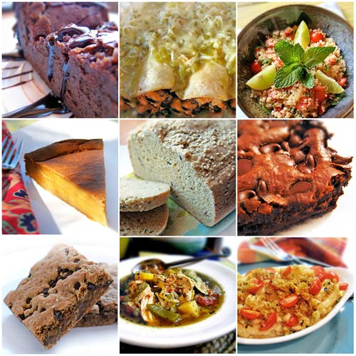 Best Gluten-Free Recipes from the Gluten Free Goddess blog