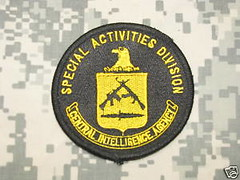 how to get into the cia special activities division