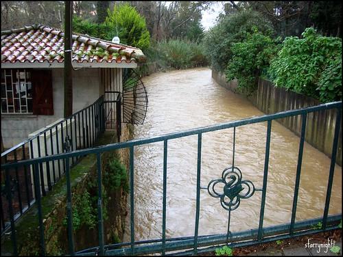 Winter river - Rio de inverno