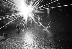 IMG_9948 (ais3n) Tags: friends canon germany eos triangle sylvester fireworks explosion bamberg shack dslr pyro silvester funken explode neujahr pyrotechnics feuerwerk barrack leuchten feuerfest 400d ais3n