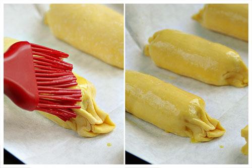 Kayotic Hotdog Rolls