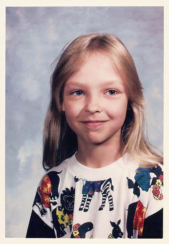 Me - 4th Grade