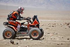 Cuadriciclo (AlexCamPro) Tags: honda volkswagen desert rally ktm atacama yamaha desierto dakar rallye stage4 aprilia kamaz etapa4 alexcampro dakar2010