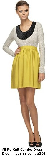 Ali Ro Knit Combo Dress - Prints - Bloomingdales.com