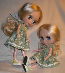 CroCute Sage Twins