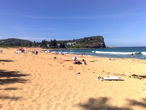 Avalon beach