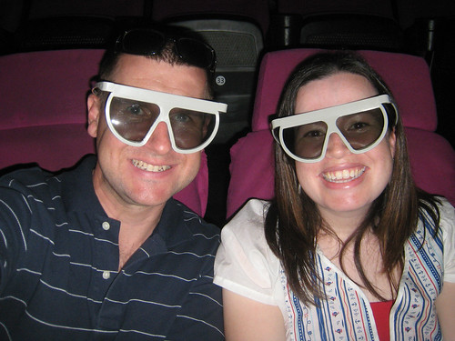 sexy 3D glasses