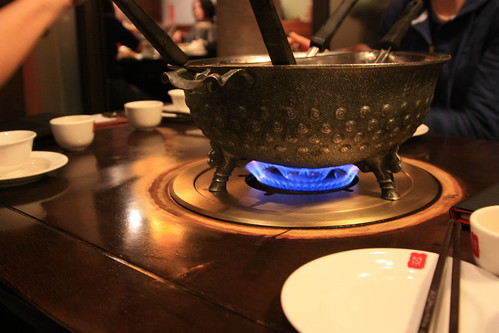 特製鼎外型的鍋子