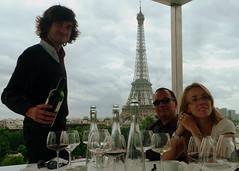 Nomiya (Art Home) (Paris by Mouth) Tags: paris restaurant view eiffeltower panoramic toureiffel temporary palaisdetokyo nomiya 75016 arthome