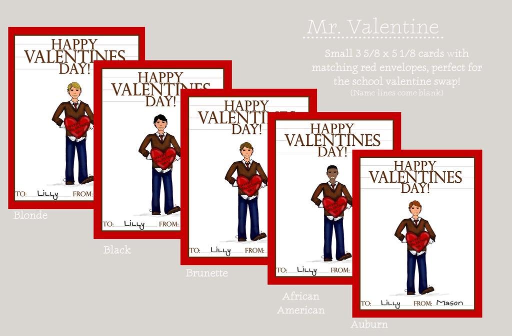 Mr.Valentine