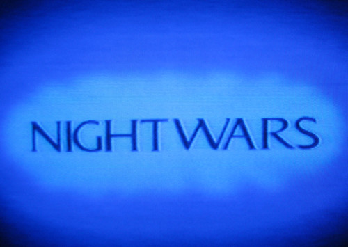 dan haggerty home. Night Wars (Dan Haggerty