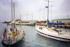881024 Back to your Corners (rona.h) Tags: october 1988 rarotonga cloudnine ronah antarcticboy