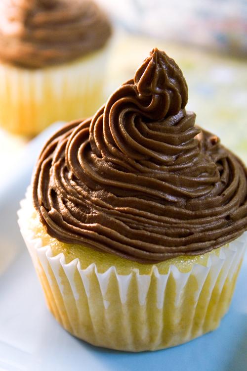 Gluten Free Dairy Free Cupcake