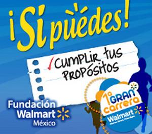 Carrera Walmart Mexico Monterrey Guadalajara