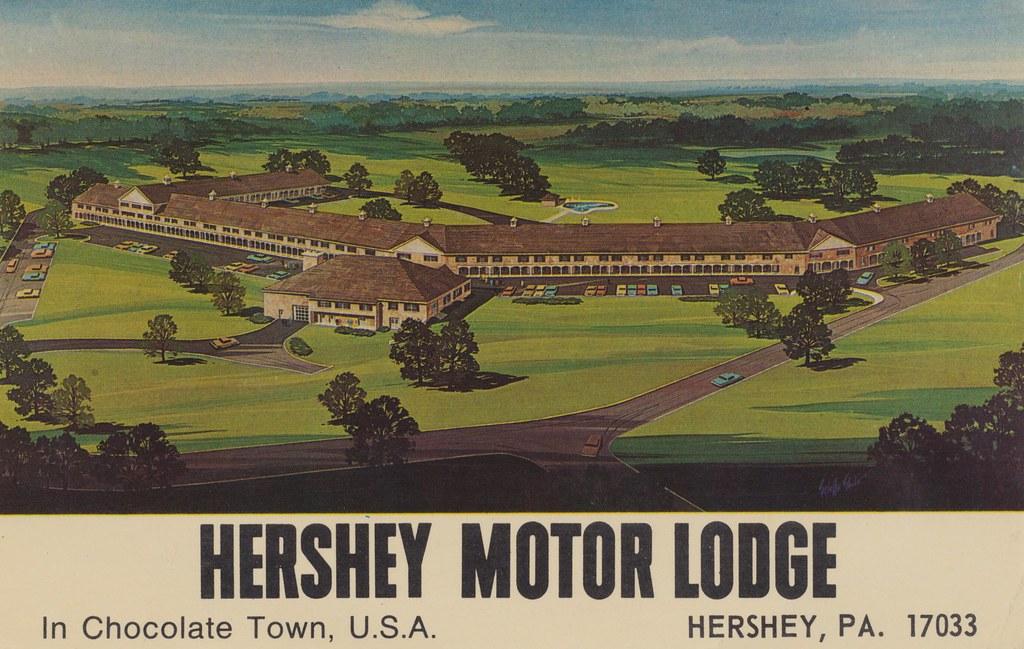 Hershey Motor Lodge - Hershey, Pennsylvania