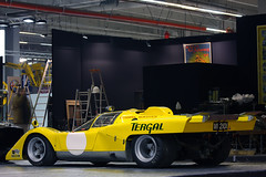 Ferrari 512 M (Martin Vincent) Tags: auto paris car ferrari racing event salon 2010 sportcar retromobile 512m tergal 512s