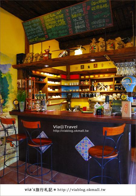 【魔法咖啡屋】Mofa Cafe~在南投國姓鄉來一杯魔法咖啡26