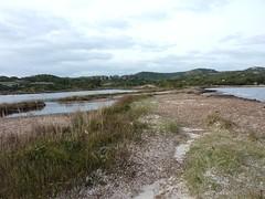 Etang et plage de Piantarella