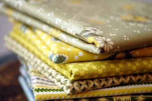 Hope Valley fat quarter set
