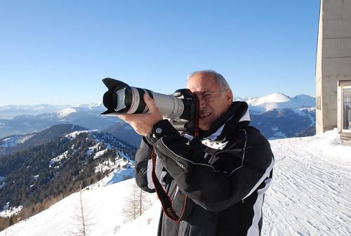 Wildfüttern mit Arno Gruber
