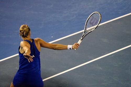 Alicia Molik - Alicia Molik - Australian Open