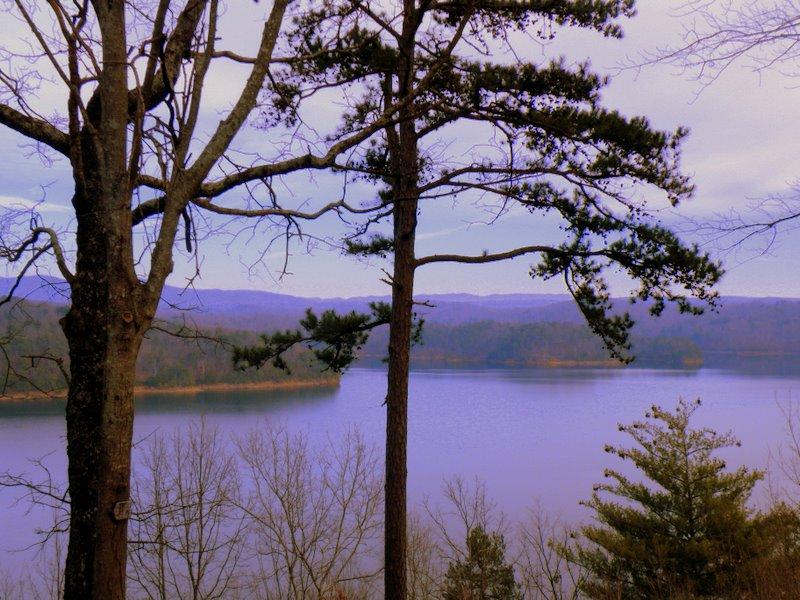 Carters Lake, Georgia