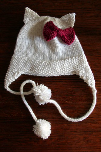 Fo Hello Kitty Hat Vickilicious Knits