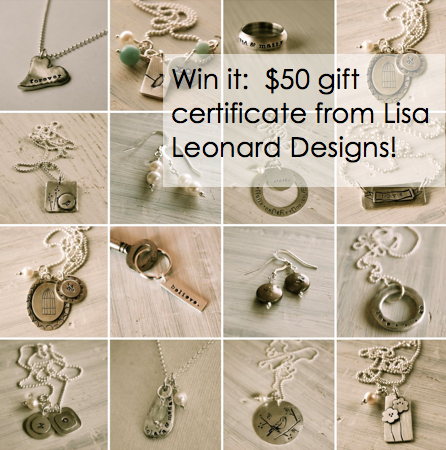 Lisa Leonard Giveaway!