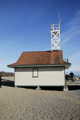 Leuty Life Guard Station