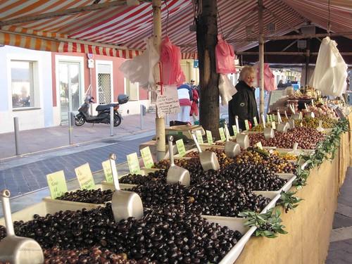 more olives