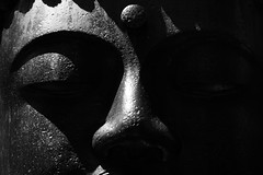 Mi scruti nell'anima (riflessioni sui destini del mondo) (Xelisabetta) Tags: japan canon tokyo 日本 nippon 東京 asakusa 浅草 eos400d xelisabetta elisabettagonzales