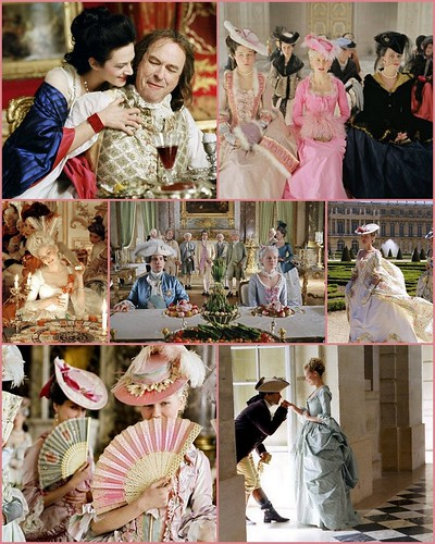 Trayvon Martin on Marie Antoinette Movie Props