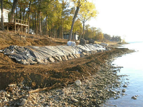 Base, Excavation & Grade Work Completed - Ready to set Large Boulders
