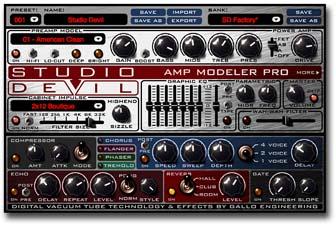 Amp Modeler Pro
