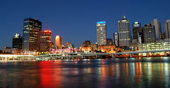 Brisbane City @ Night