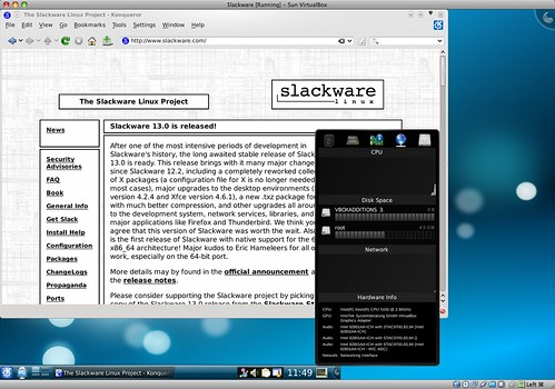 slackware 13 by Alastair Montgomery