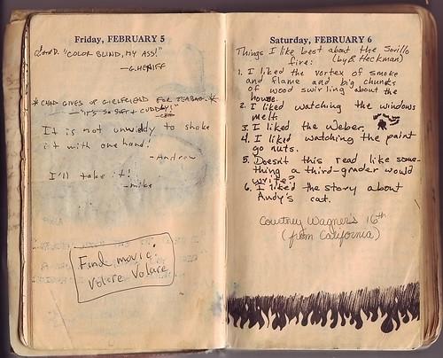 1954: February 5-6