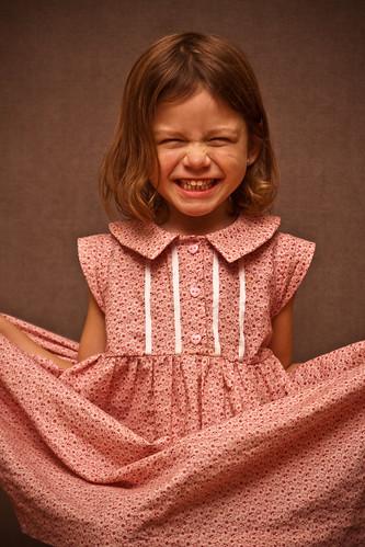 フリー写真素材, 人物, 子供, 少女・女の子, 笑顔・スマイル, アメリカ人,