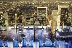 :( (mudpig) Tags: nyc newyorkcity longexposure newyork reflection glass skyline night binocular geotagged bravo cityscape centralpark rockefellercenter telescope topoftherock observationdeck solow mudpig stevekelley avonbuilding