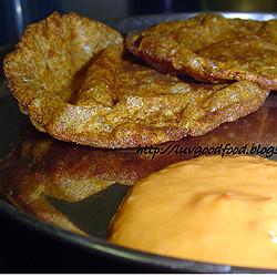 Jayashree's Veggie Pooris