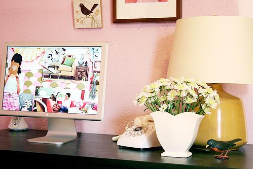 Inspiration Board as Desktop Wallpaper