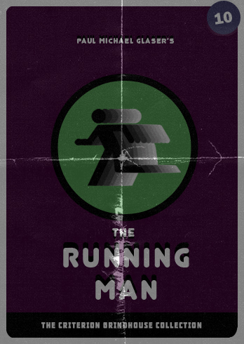 Criterion Grindhouse #10: The Running Man