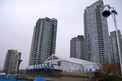 LiveCity Yaletown before the crowds