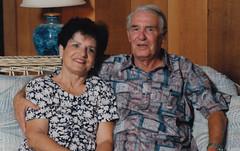 Marion and Joe Murphy