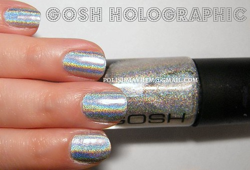GOSH Holographic