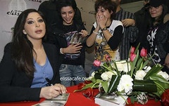 Elissa Pictures At Virign DT Beirut ||      (Elissa Official Page) Tags: pictures elissa beirut dt 2012   2011   ||   virign  at