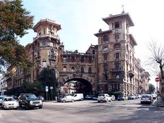 Quartiere Coppedè (evan.chakroff) Tags: evan italy rome roma architecture italia ornament urbanism 1921 coppedè quartierecoppedè coppede evanchakroff chakroff evandagan