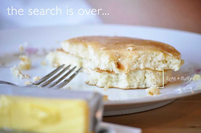 pancake search