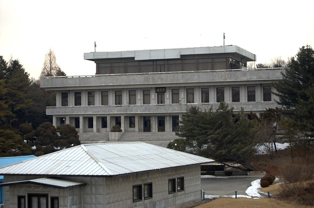 板門店(共同警戒區), Panmunjom(Joint Security Area, JSA)