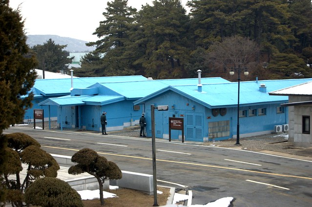板門店(共同警戒區), Panmunjom(Joint Security Area, JSA)